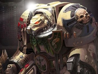 Разбираем Space Hulk: Deathwing