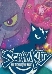 Обложка Scram Kitty and his Buddy on Rails