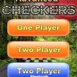 Скриншот Advanced Checkers