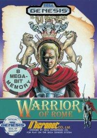 Обложка Warrior of Rome