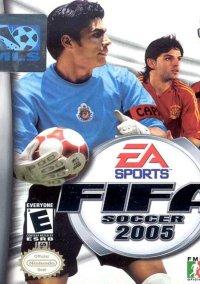 Обложка FIFA Soccer 2005