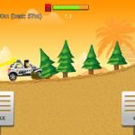 Скриншот Up Hill Racing: Hill Climb – Изображение 2