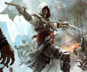 В сети появился новый геймплей Assassin's Creed 4: Black Flag