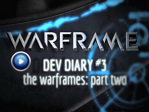 Warframe. Очередная часть дневников разработчиков рассказывает нам о возможностях Excalibur и Rhino