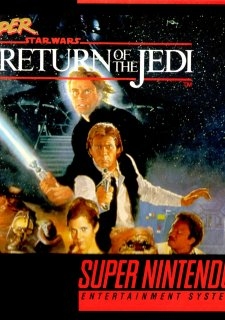 Super Star Wars - Return of the Jedi