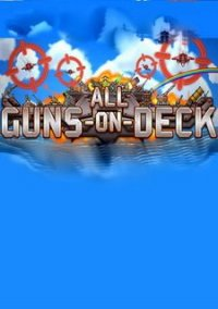Обложка All Guns On Deck
