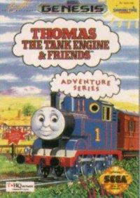 Обложка Thomas the Tank Engine & Friends
