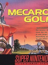 Mecarobot Golf – фото обложки игры