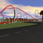 Скриншот Hyper Rails: Advanced 3D Roller Coaster Design – Изображение 10
