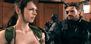 Metal Gear Solid 5: The Phantom Pain. Видео #9