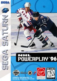 Обложка NHL PowerPlay '96