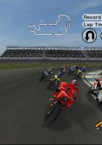 Обложка MotoGP (2009)