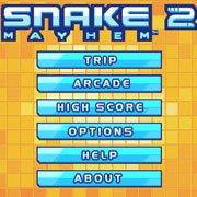Обложка Snake Mayhem 2