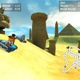 Скриншот Moorhuhn Kart 3
