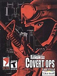 Обложка Tom Clancy's Rainbow Six: Covert Ops Essentials