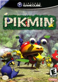 Обложка Pikmin