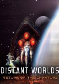 Обложка Distant Worlds: The Return of the Shakturi