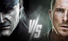 Metal Gear Solid 4 vs Terminator 4