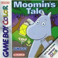 Обложка Moomin's Tale