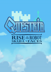 Обложка Questria: Rise of the Robot Skullfaces