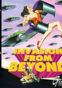 Обложка Invasion from Beyond