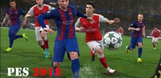 PES 2018. Трейлер к Gamescom 2017
