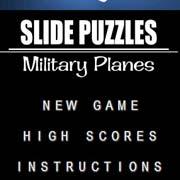 Обложка Slide Puzzle MIlitary Planes