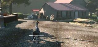 Goat Simulator. Видео #1