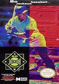 Обложка Bo Jackson Baseball