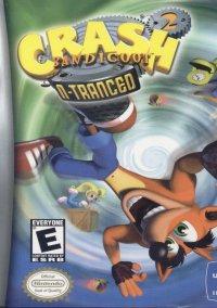 Обложка Crash Bandicoot 2: N-Tranced