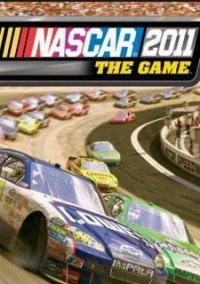 Обложка NASCAR: The Game 2011