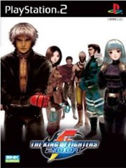 Обложка The King of Fighters 2001
