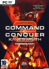 Обложка Command & Conquer 3: Kane's Wrath
