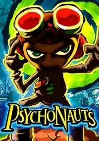 Обложка Psychonauts 2