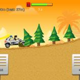 Скриншот Up Hill Racing: Hill Climb
