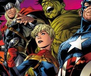 Что изменится вовселенной комиксов Marvel состартом Marvel Legacy?