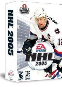 Обложка NHL 2005