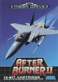 Обложка After Burner II