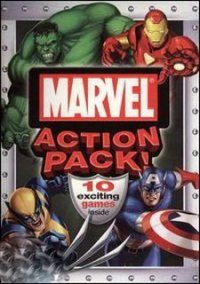 Marvel Action Pack – фото обложки игры