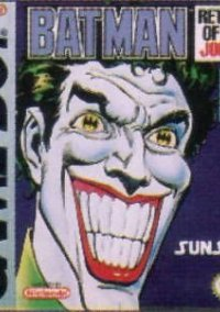 Обложка Batman: Return of the Joker