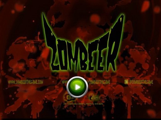 Zombeer, Zombies & Beers. Геймплей