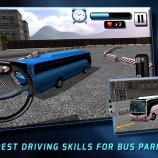 Скриншот 3D Bus Parking Simulation Game