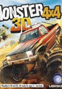Обложка Monster 4x4