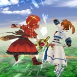 Скриншот Mahou Shoujo Lyrical Nanoha A's Portable: The Battle of Aces
