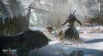 Геральт отбивается от грифона на кадрах из The Witcher 3 - Изображение 2
