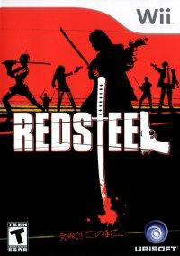 Обложка Red Steel