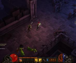 Ошибка Diablo III сделала игру непроходимой
