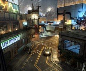 Карта-полигон попала на снимки дополнения к Titanfall