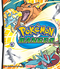 Обложка Pokémon Ranger
