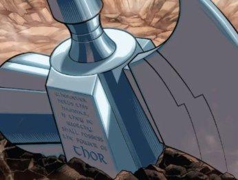 Еще один Тор в комиксах Marvel?